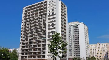 Tours de logements tudiants
